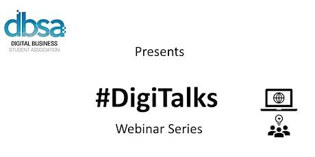#DigiTalks Webinar: Digital Analytics - Measuring Social Media ROI tickets