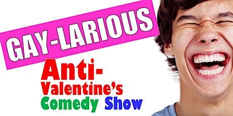 Gay Anti Valentine's Day Comedy Show tickets