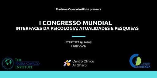 I CONGRESSO MUNDIAL - Interfaces da Psicologia: Atualidades e pesquisas