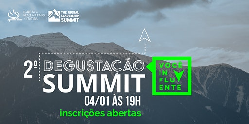 Degustação Summit INI