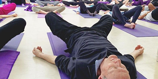 Tension & Trauma Release Exercise Class