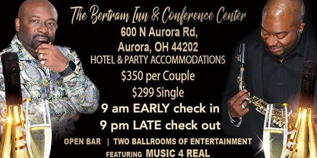 New Years Eve Gala 2020 at The Bertram Hotel & Conference Center tickets