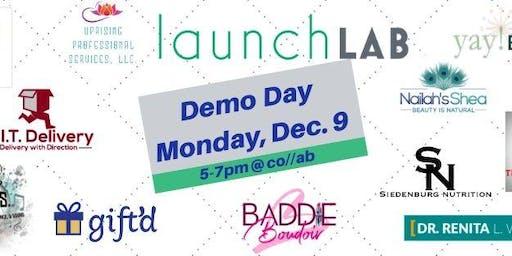 LaunchLab DemoDay, Fall 2019