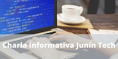 Charla Informativa sobre nuestros cursos y comunidad entradas