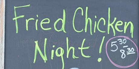 Fried Chicken Night! tickets