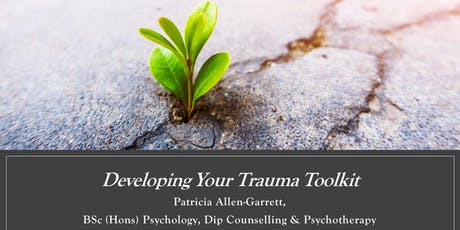 Developing Your Trauma Toolkit 2 Day Workshop May 7th & 8th 2020 tickets