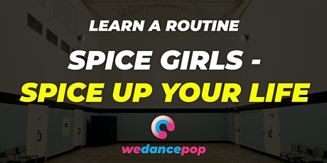 Learn a Routine: 'Spice Up Your Life' by Spice Girls tickets