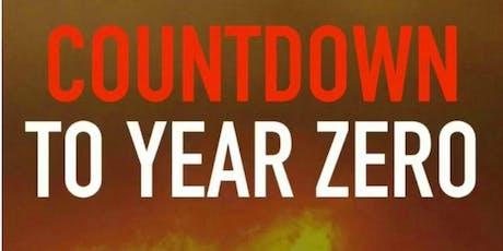 Countdown to Year Zero Screening tickets