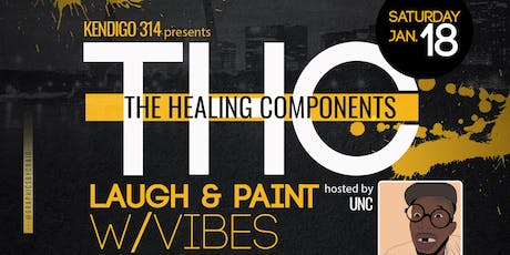 The Healing Components tickets