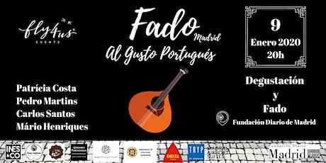 FADO AL GUSTO PORTUGUÉS tickets