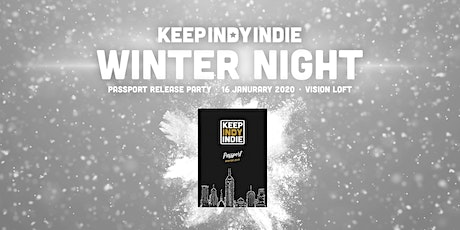 Keep Indy Indie Winter Night at VisionLoft Events tickets