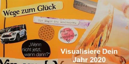Workshop -Visualisiere Dein Jahr 2020