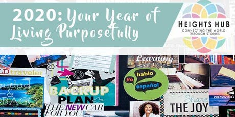 2020- Your Year of Living Purposefully tickets