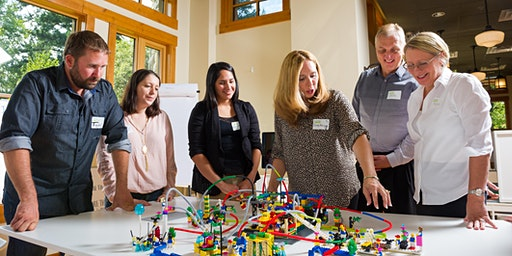 """Whistler Advanced Certification """"Playing with Strategy"""" with LEGO® SERIOUS PLAY® methods"""