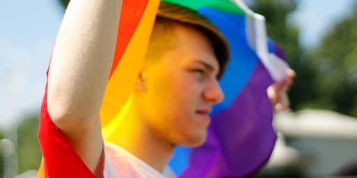 Pride Book Club for Teens (grades 9-12)
