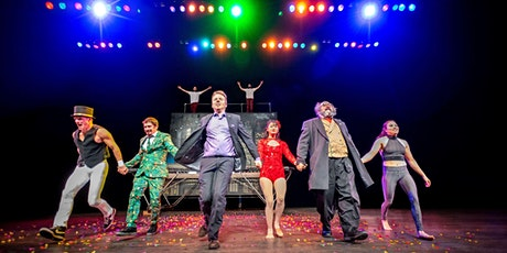 Family Friendly New Year's Variety Show tickets
