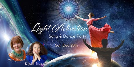 Light Activation Song & Dance Party tickets