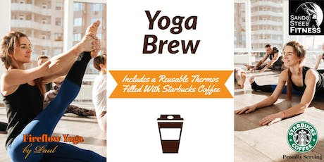 Yoga Brew - A Coffee & Yoga Event tickets