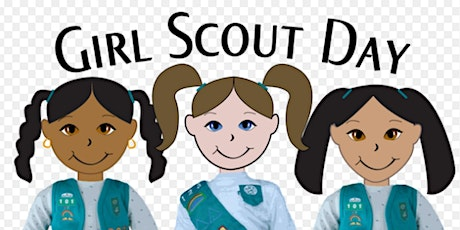 """3rd Annual Girl Scouting at Gizmos """" PAINT & SIP tickets"""