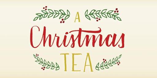 Tampa Tea Time Christmas Tea
