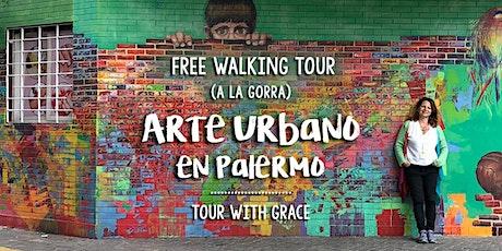 Visita guiada de Arte Urbano en Palermo Soho (a la gorra) entradas