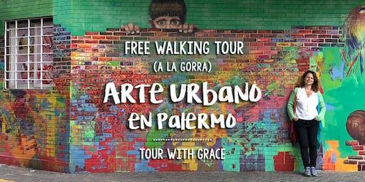 Visita guiada de Arte Urbano en Palermo Soho (a la gorra)