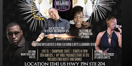 Black and Silver NYE Affair tickets