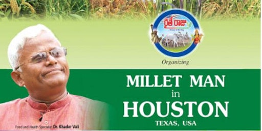 Health with Millets 2019 Dr Khader
