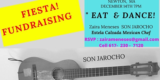 Fiesta! - Fundraising Event Pozole & Son December, 14th
