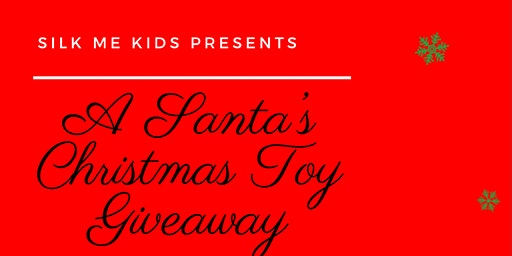 A Santa's Christmas Toy Giveaway
