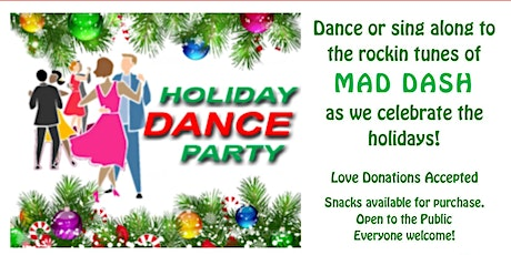 Holiday Celebration Dance tickets
