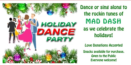 Holiday Celebration Dance
