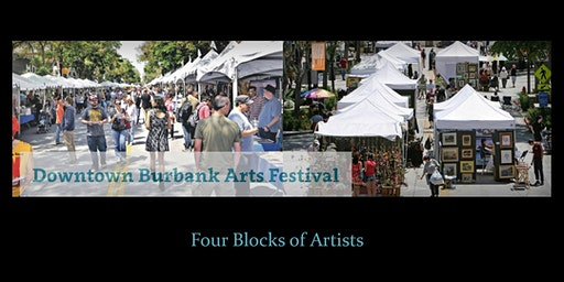CTN  Artists with Jackalope Arts at Burbank Arts Festival