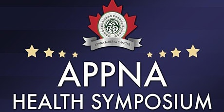 APPNA Health Symposium tickets