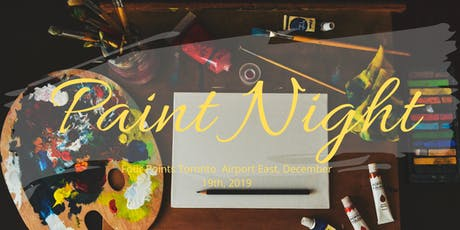 Paint Night at Four Points Toronto Airport East tickets