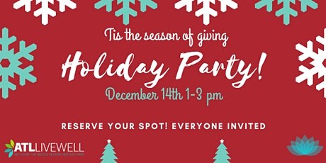 'Tis the Season of Giving Holiday Party! tickets
