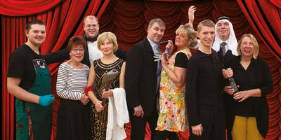 DER NACKTE WAHNSINN | Ev. Amateurtheater Schwelm