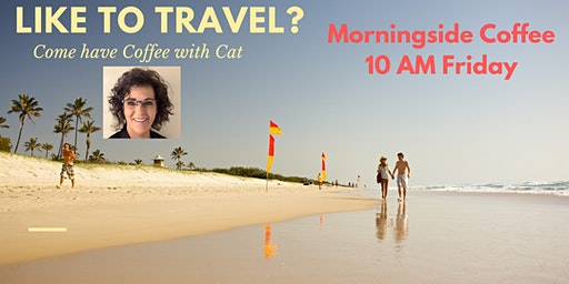 Coffee with Kat - Learn about the Travel Industry in 2019