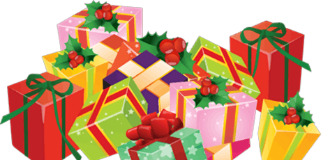 Christmas Wrapping Session tickets