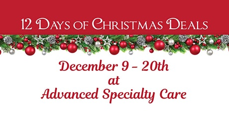 12 Day of Christmas Delas tickets