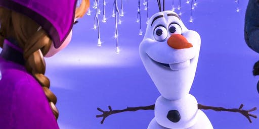 Frozen Picnic with Olaf