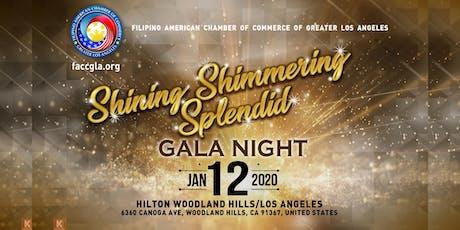 Shining Shimmering Splendid Gala! tickets