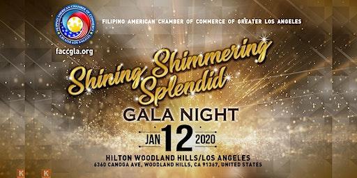 Shining Shimmering Splendid Gala!