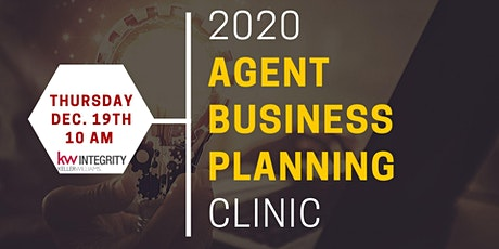 2020 Agent Business Planning Clinic tickets
