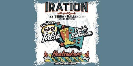 Iration tickets