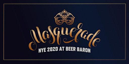 NYE Masquerade Party 2020 - Livermore