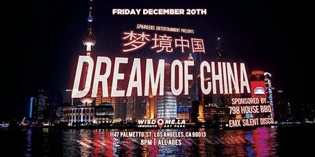 Dream of China tickets