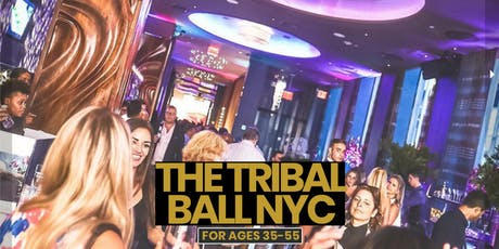 The Tribal Ball - For Discerning Members of the Tribe (Ages 35-55) tickets