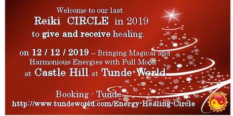 Healing Circle before Christmas at Tunde-World tickets