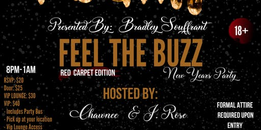 New Years Feel The Buzz Award Show